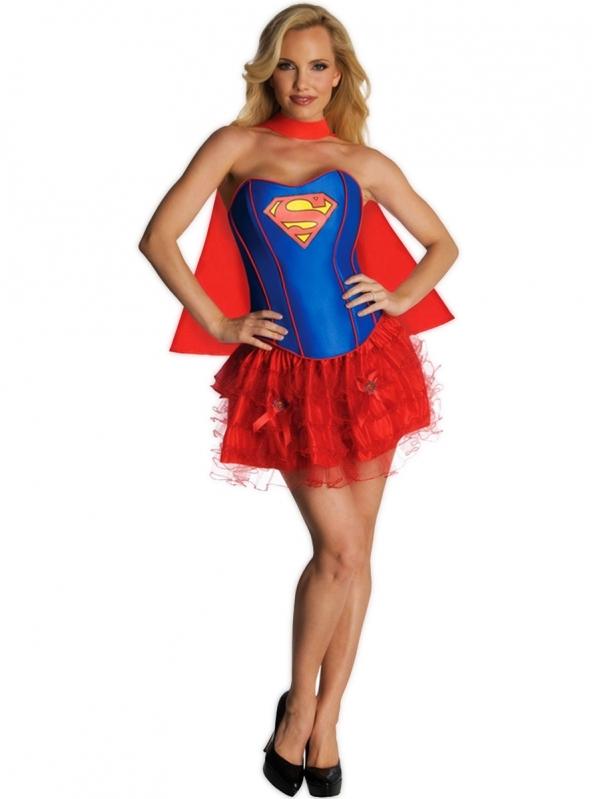 Aluguel de Fantasia Feminina de Super Herói Valor Pimentas - Aluguel de Fantasia Feminina Carnaval