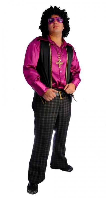 Busco por Fantasia Masculina Anos 60 70 e 80 CECAP - Fantasia Masculina de Carnaval