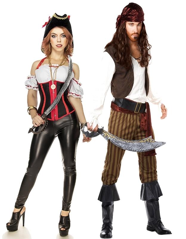 Fantasia Piratas do Caribe Melhor Preço Centro - Fantasia Pirata Feminina Infantil