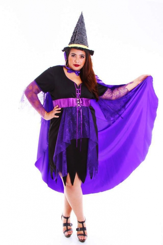 Locação de Fantasia Plus Size Halloween Tanque Grande - Locação de Fantasia Plus Size Rainha de Copas