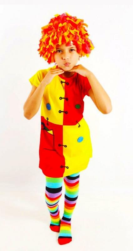 Onde Encontro Fantasia para Carnaval Infantil Sadokim - Fantasia para Carnaval Feminina