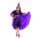 alugar fantasia plus size halloween Sadokim