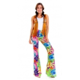 fantasia carnaval hippie preço Torres Tibagy