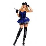 fantasia com corset preço Cumbica