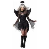 fantasia feminina carnaval preço Morro Grande