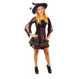 fantasia feminina de halloween preço Itaim