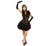 fantasia halloween plus size Capelinha