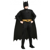 fantasia infantil batman Bananal