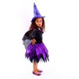 fantasia infantil de bruxa cotar Itapegica
