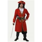 fantasia masculina de pirata valor Vila Maria