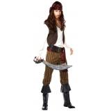 fantasia masculina de pirata valores Aricanduva