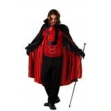 fantasia masculina halloween valor Santana