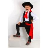 fantasia pirata infantil melhor preço Vila Curuçá