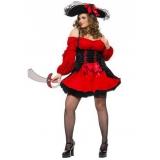 fantasia plus size halloween orçar Santana