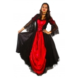fantasia plus size halloween Cabuçu