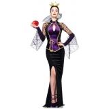 fantasia feminina super luxo