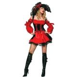 fantasia pirata de luxo