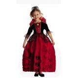 loja para locar fantasia infantil a pequena sereia Bela Vista