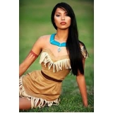 onde encontro fantasia de carnaval índia Maia