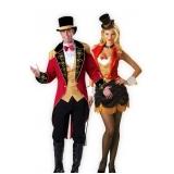 onde encontro fantasia de carnaval para casal Ponte Grande